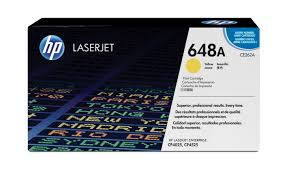 TONER HP LASER JET CE262A YELLOW