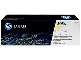 TONER HP LASER JET CE412A YELLOW / 305A