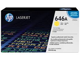 TONER HP LASER JET CF032A YELLOW