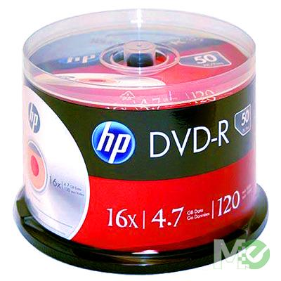 DVD-R HP BOX DE 50