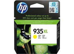 CARTOUCHE HP 935 XL YELLOW