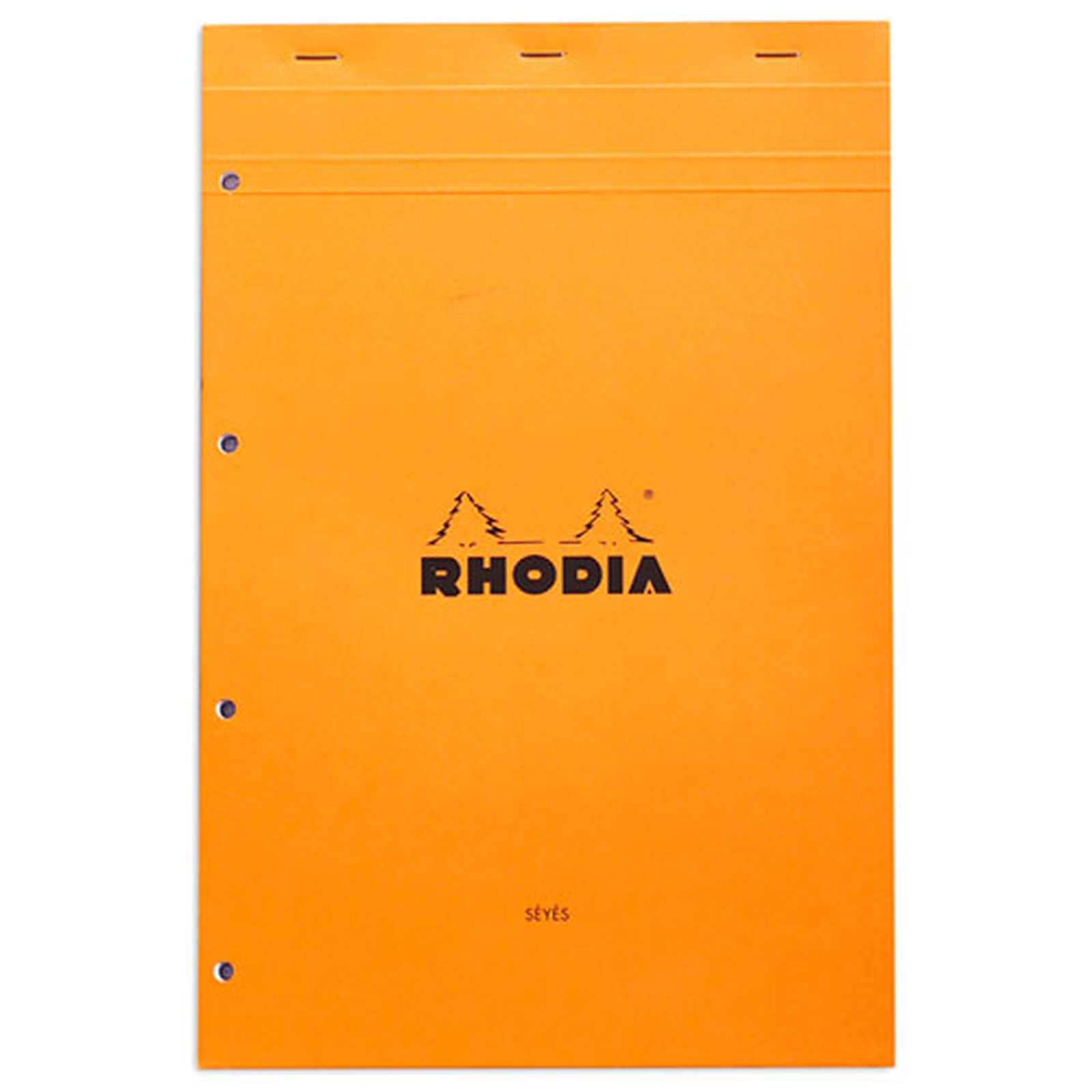BLOC NOTES RODHIA A4 5X5 PERFOREE N° 20