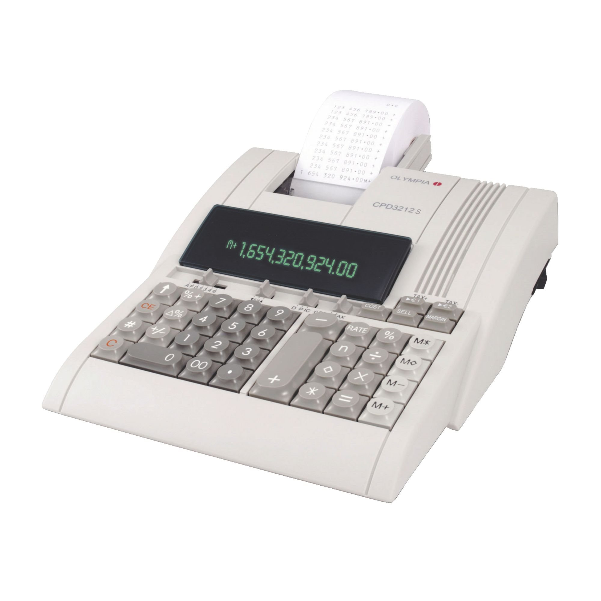 CALCULATRICE OLYMPIA AVEC RLX CPD 3212S