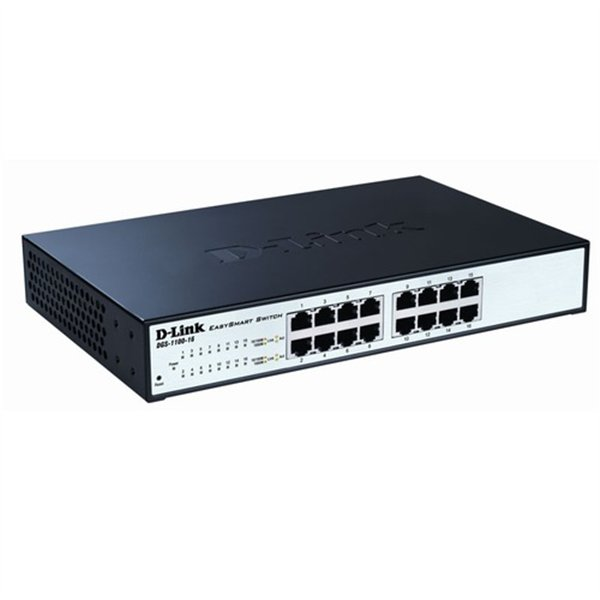 SWITCH D-LINK 10/100MPBS 16 PORTS